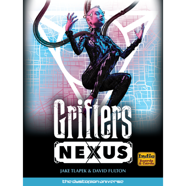 Grifters Nexus Card Game