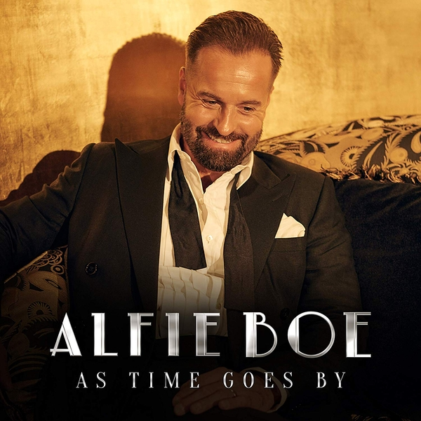 Alfie Boe - As Time Goes By CD