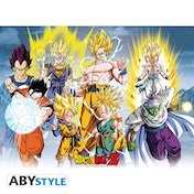 Dragon Ball - Dbz/All Stars Small Poster