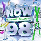 NOW That's What I Call Music Vol 98 CD