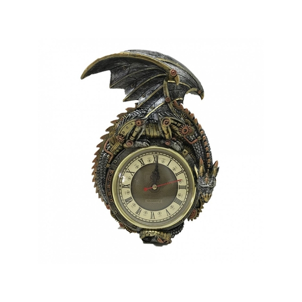 Clockwork Protector Dragon Clock