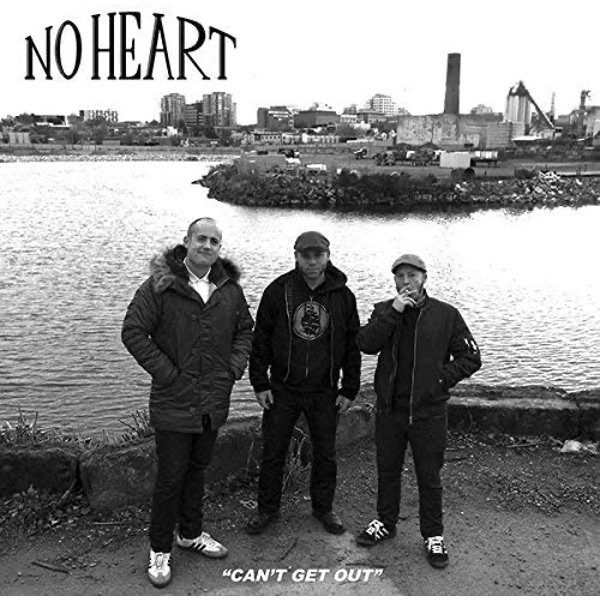 No Heart - Cant Get Out Vinyl