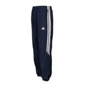 Adidas Samson Woven Tracksuit Bottoms Black X-Large Navy