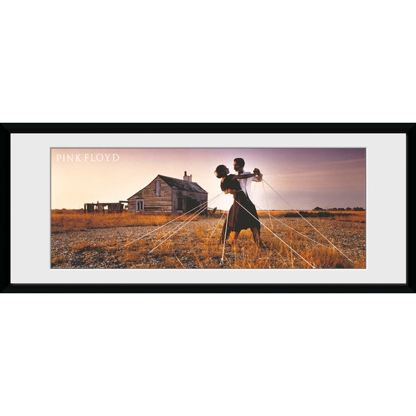 Pink Floyd Dancers Framed Collector Print