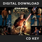 Star Wars Knights of the Old Republic MAC Game CD Key Download for Steam