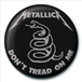 Metallica - Don't Tread On Me Badge - Image 2