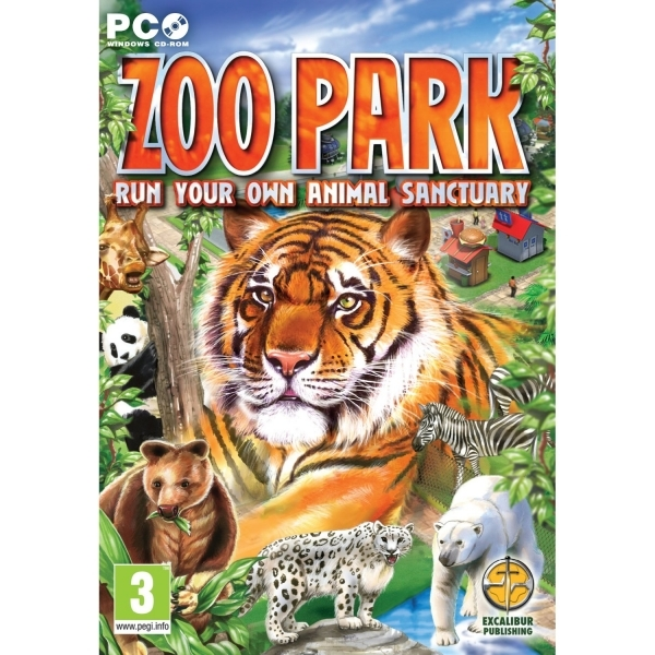 Zoo Park Game PC