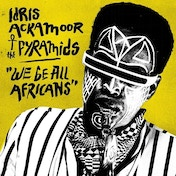 Idris Ackamoor & The Pyramids - We Be All Africans CD