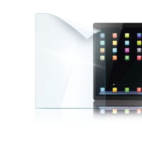 "Hama ""Crystal Clear"" Display Protection Film for Tablet PCs up to 10.1"""