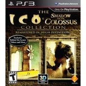 ICO & Shadow Of The Colossus HD Collection Game PS3 (#)