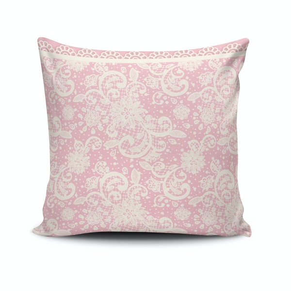 NKLF-142 Multicolor Cushion Cover