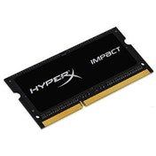 Kingston HyperX 4GB IMPACT Black Heatsink (1 x 4GB) DDR3L 1600MHz SODIMM System Memory