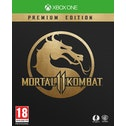 Mortal Kombat 11 Premium Edition Xbox One Game (with Shao Kahn DLC)