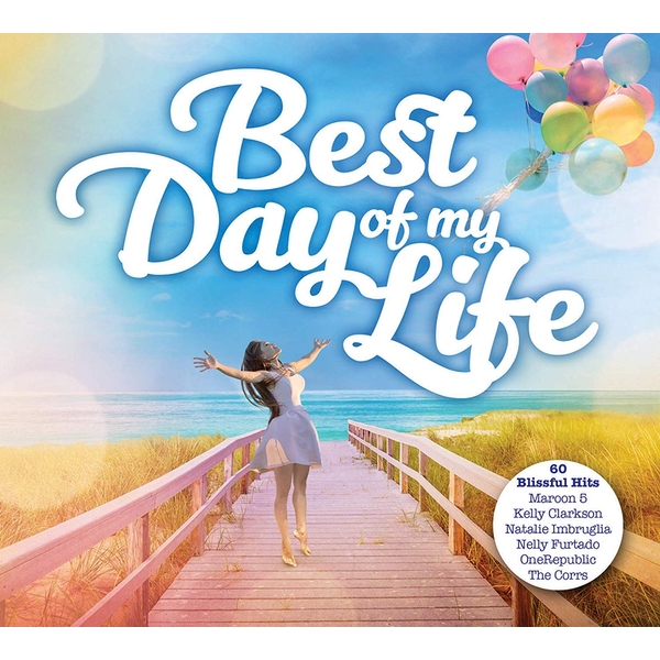 Best Day Of My Life CD