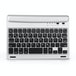 Caseflex iPad Mini German Keyboard - Silver/Black - Image 3