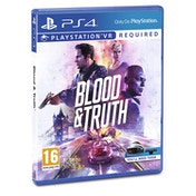 Blood & Truth PS4 Game (PSVR Required)