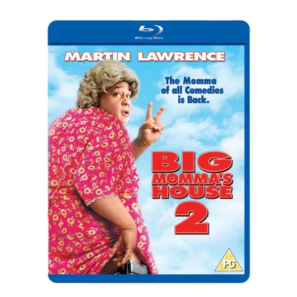 Big Momma'S House 2 Blu-ray