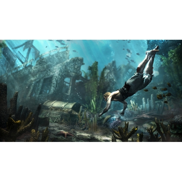 Assassin's Creed IV 4 Black Flag Skull Edition PC Game - Image 4