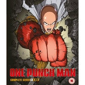 One Punch Man Collection 1 (Episodes 1-12   6 OVA) Collector's Edition Blu-ray