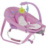 Hauck Leisure E-motion Baby Bouncer - Butterfly