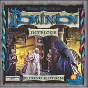 Dominion Intrigue 2nd Edition Expansion