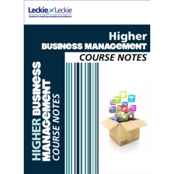 CfE Higher Business Management Course Notes