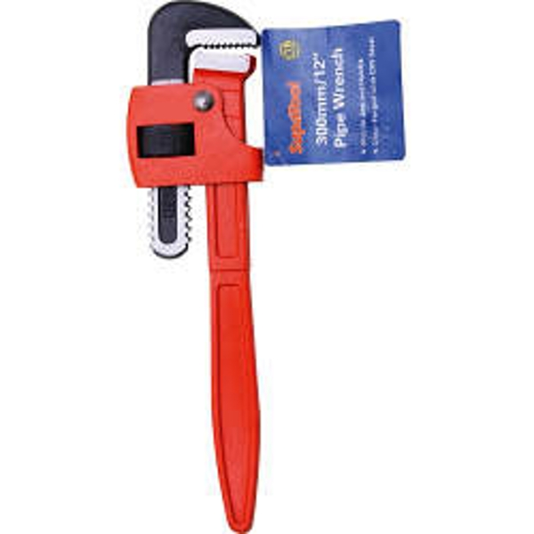SupaTool Pipe Wrench 12 inch /300mm