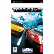 Test Drive Unlimited Game PSP