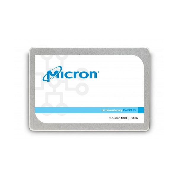 Micron 1300 2.5in SATA Non SED Client Solid State Drive 512GB