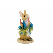Beatrix Potter Peter Rabbit Peter Ate Some Radishes Miniature Figure