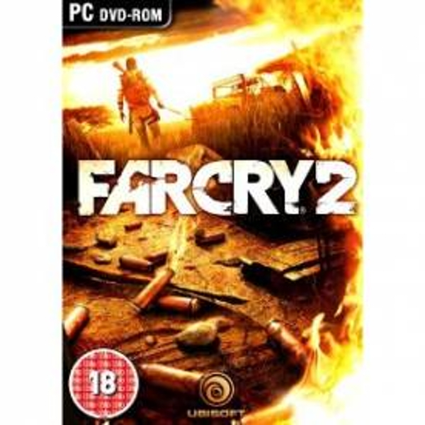 Far Cry 2 Game PC