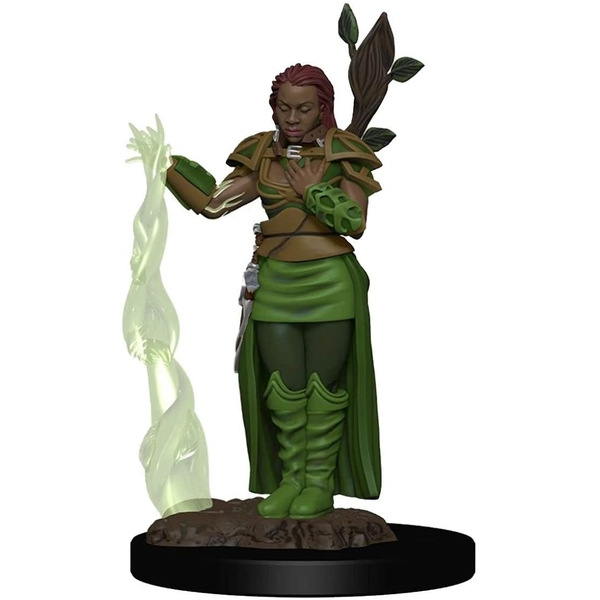 D&D Icons of the Realms Premium Figures - Human Female Druid