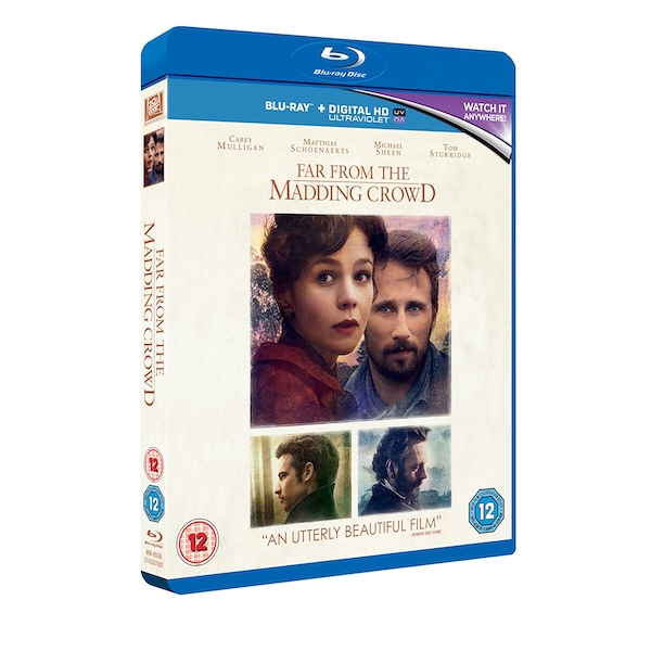 Far From The Madding Crowd 2017 Blu-ray