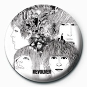 The Beatles - Revolver Badge