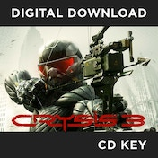 Crysis 3 Hunter Edition Game PC CD Key Download for Origin