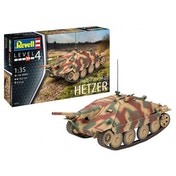 Jagdpanzer 38 Hetzer 1:35 Revell Model Kit
