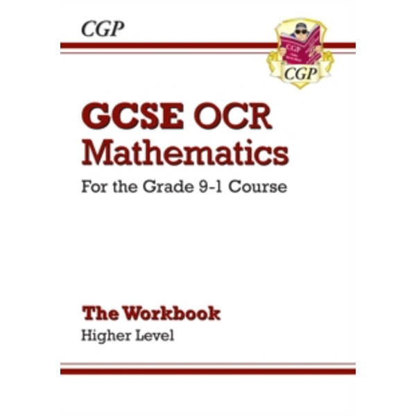 New GCSE Maths OCR Workbook: Higher - For the Grade 9-1 Course by CGP Books (Paperback, 2015)