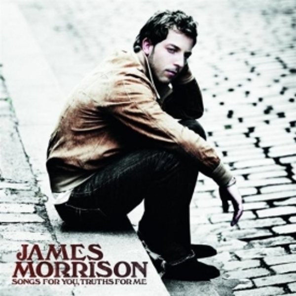 James Morrison Songs For You Truths For Me CD