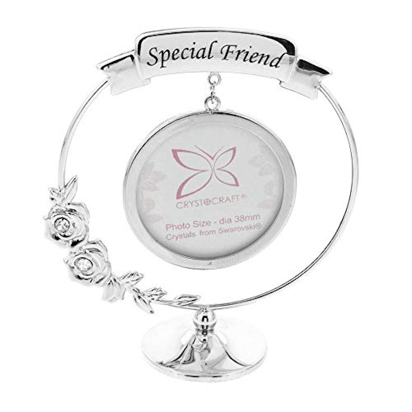 Crystocraft Frame Special Friend - Crystals From Swarovski?