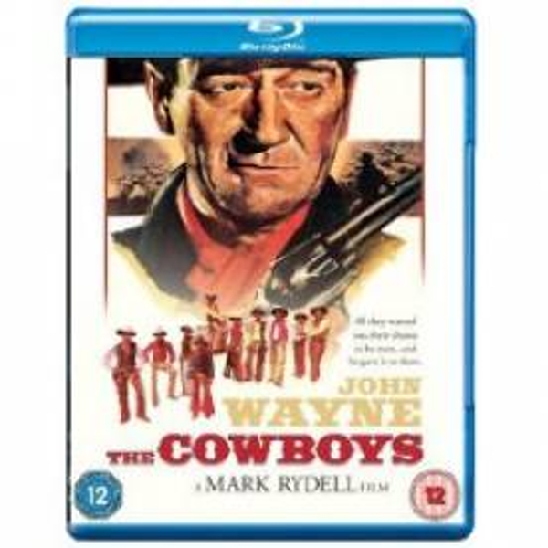 The Cowboys Blu-Ray