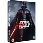 Star Wars - The Complete Saga Blu-ray