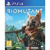 Biomutant PS4 Game