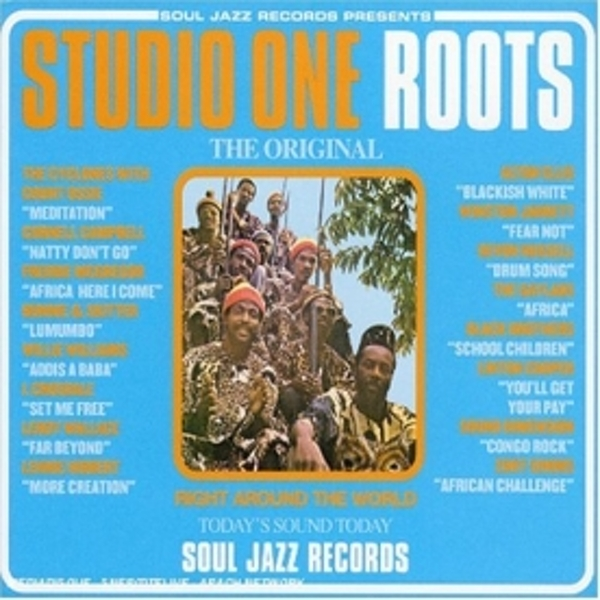 Studio One Roots - The Rebel Sound At Studio One