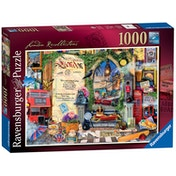 Ravensburger London Recollections 1000 Piece Jigsaw Puzzle