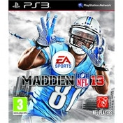 Madden NFL 13 Game PS3