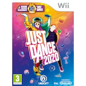 Just Dance 2020 Wii Game