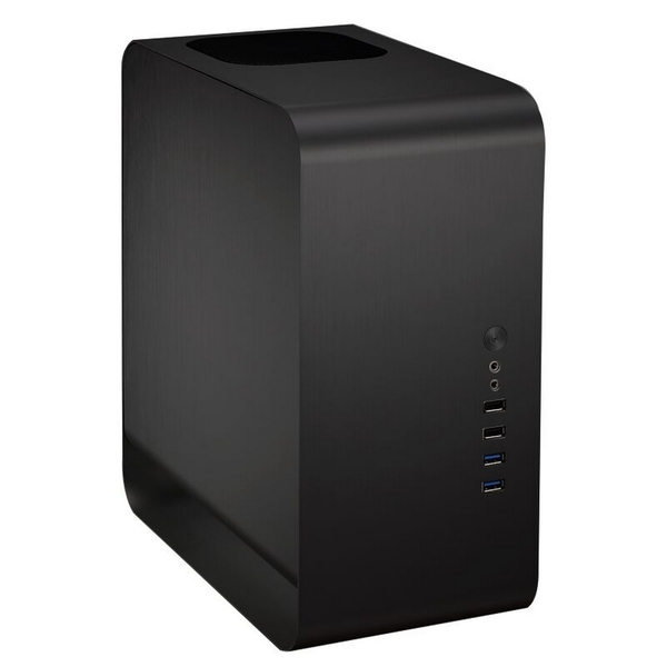 Jonsbo UMX1+ Black/Window ITX Case