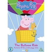Peppa Pig The Balloon Ride DVD