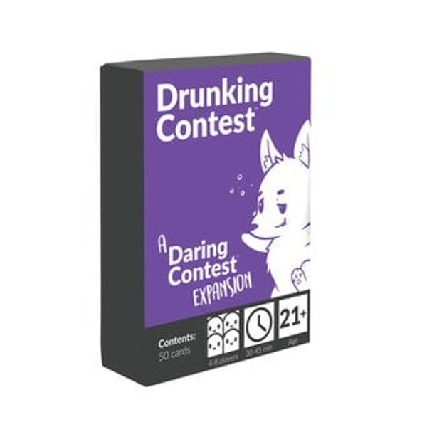 Daring Contest: Drinking Expansion