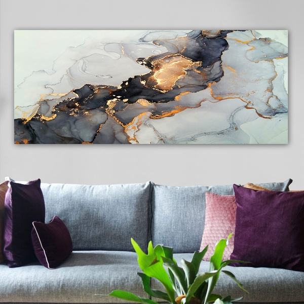 YTY1471082564_50120 Multicolor Decorative Canvas Painting